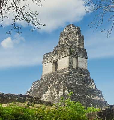 Tikal Great Jaguar Temple